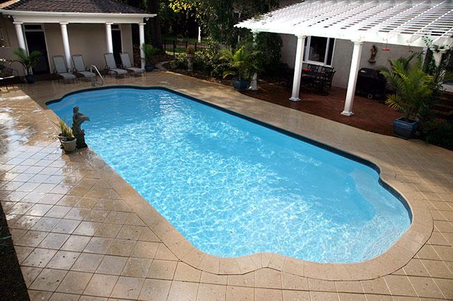 Michigan inground pools san juan pools of michigan for Pool design phoenix
