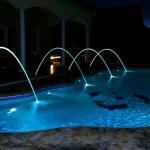 Pool at Night #1