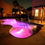Pool at Night #3