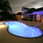 Pool at Night #5