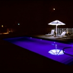 Pool at Night #6